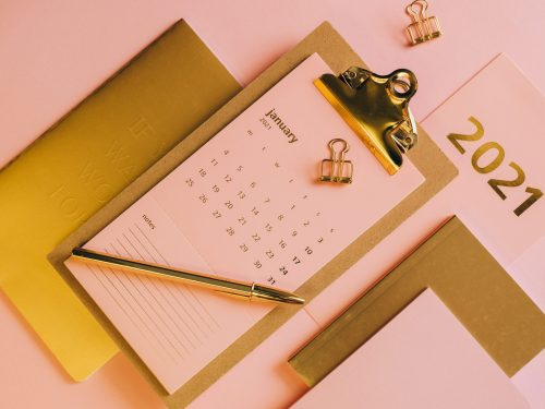 my to-do lists & management of time